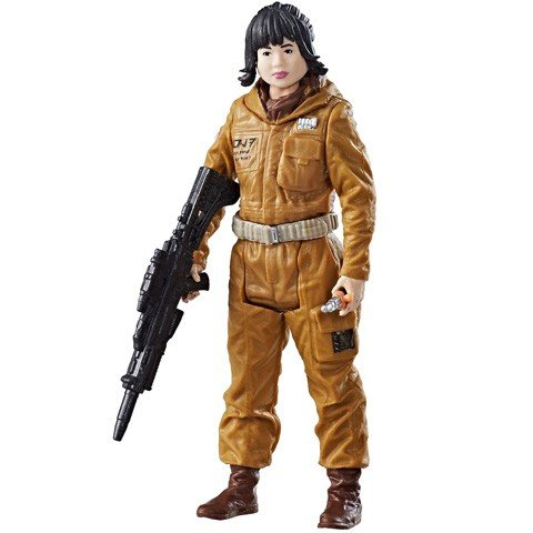 Figurina articulata Rose Force Link Star Wars The Last Jedi